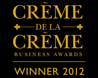 Creme de la Creme Business Awards 2012 Logo